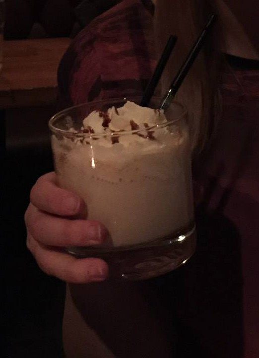 The Siberian White Russian at Lebowski Bar